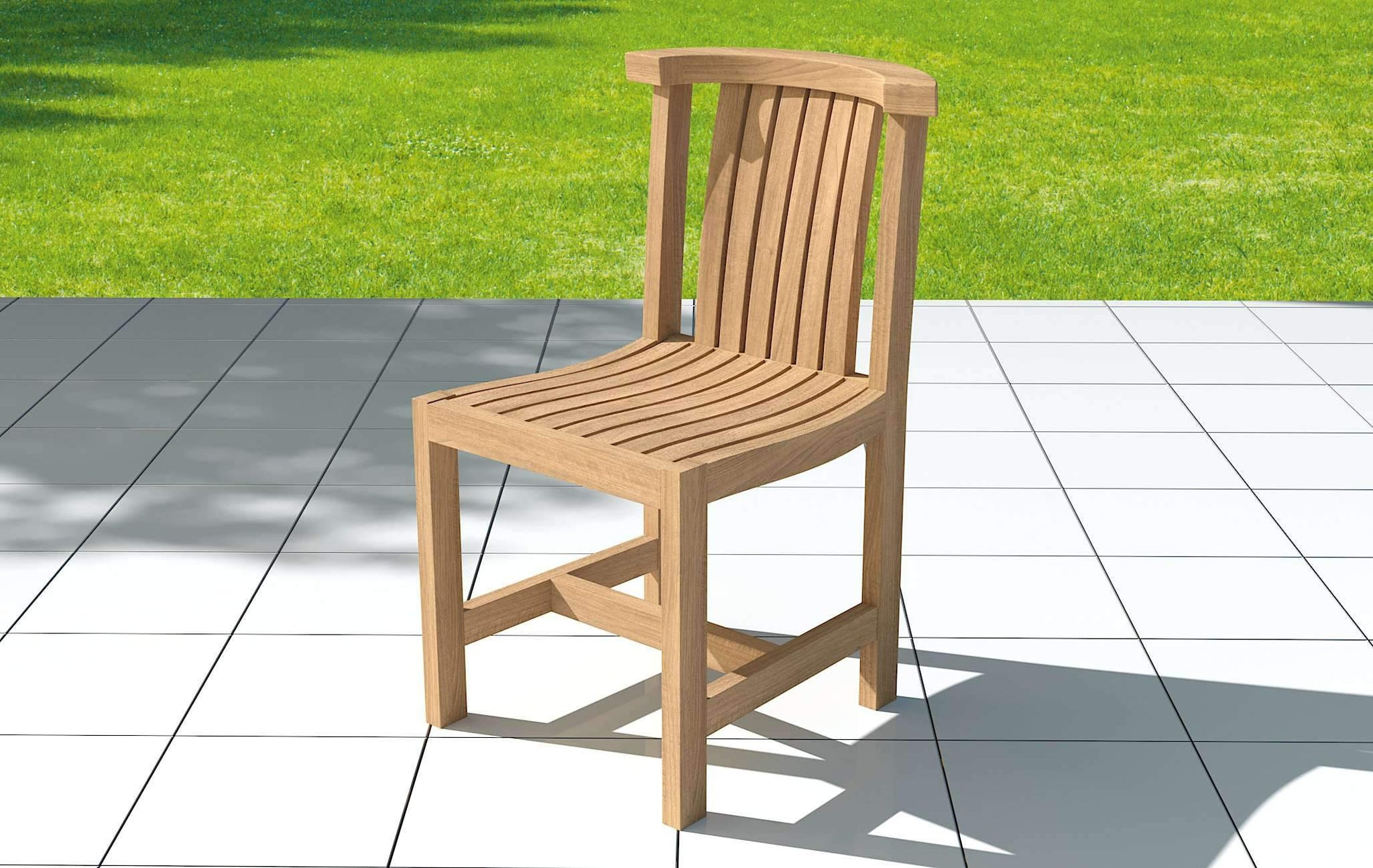 Winchester Teak Garden Chair  - Chic Teak® | Luxury Teak Furniture