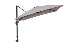 Cantilever light parasol