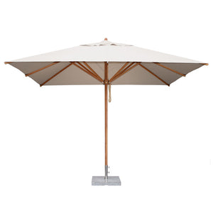 Parasol Garden furniture rectangular