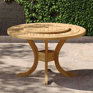 Lazy Susan 60cm  - Chic Teak® | Luxury Teak Furniture