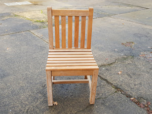 SALE - Salisbury Teak Garden Dining Chair