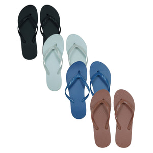 Assorted Men's Flip Flops (Case of 48 Pairs)
