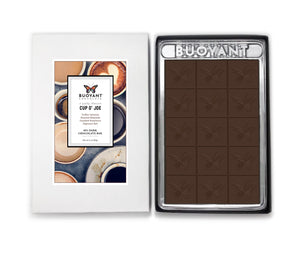 CUP O' JOE - An Artisan Chocolate Bar