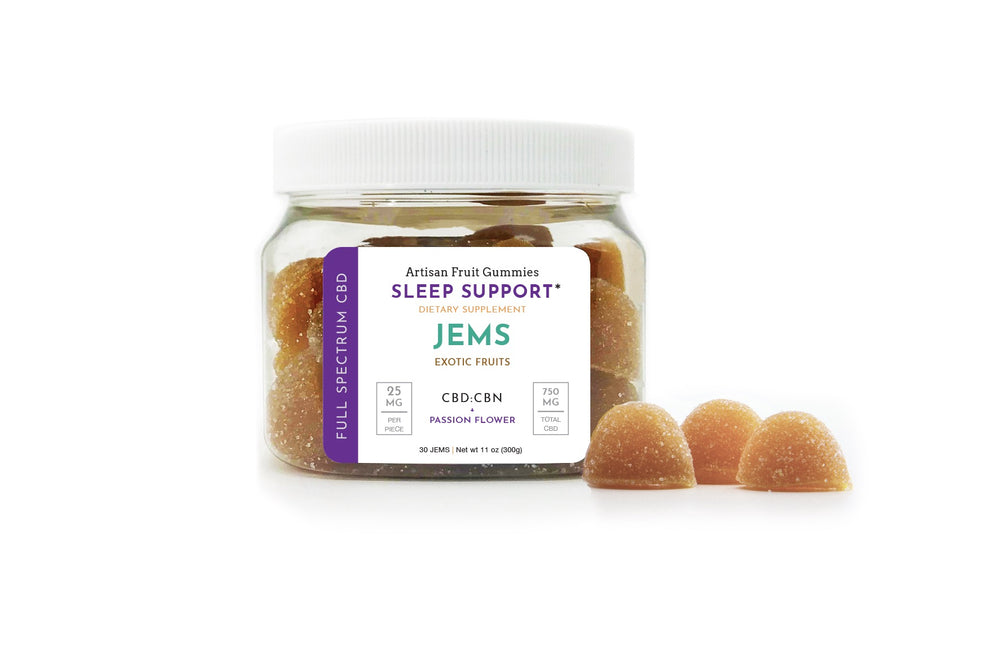 Sleep Support JEMS (250 - 750mg)