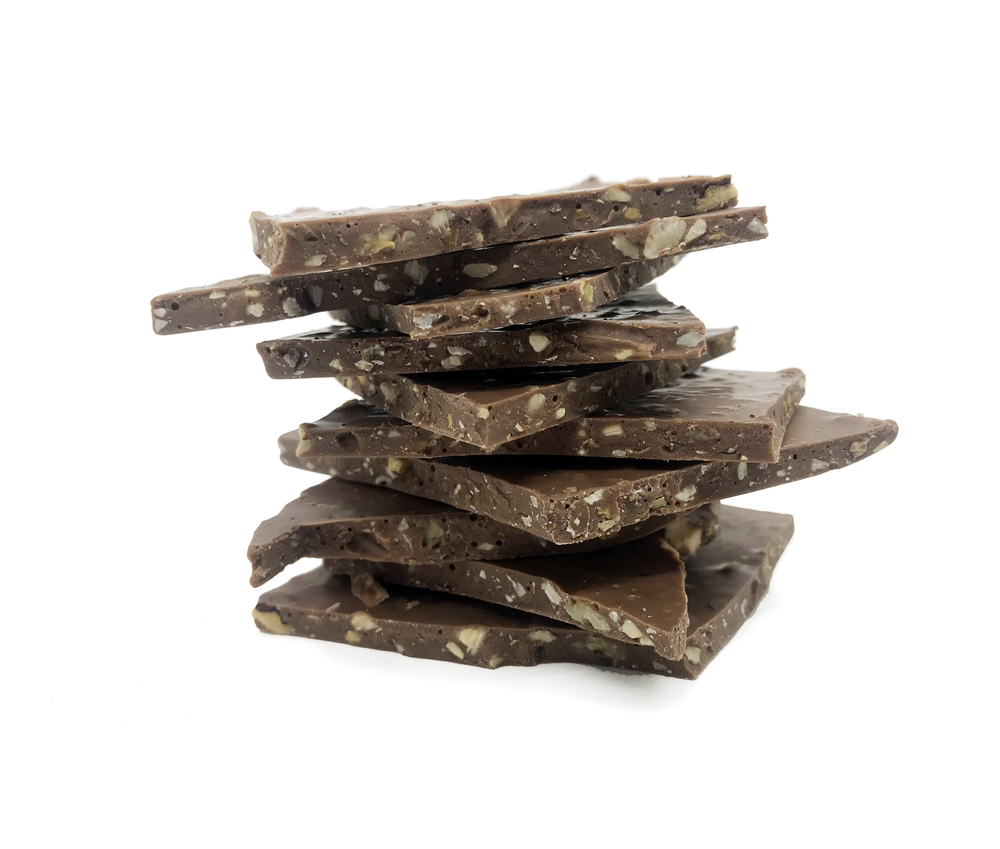 Lilly's Original NUTTY BARK (Non-Infused)