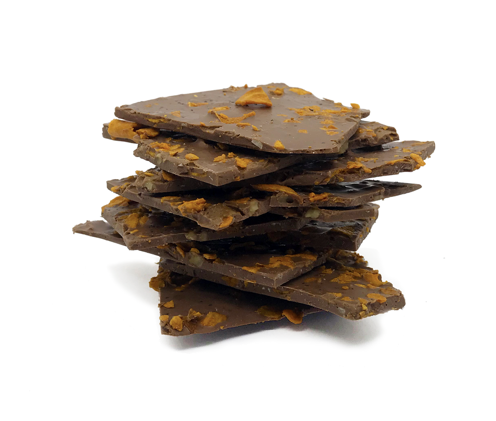 Lilly's Original SWEET POTATO PIE BARK (Non-Infused)
