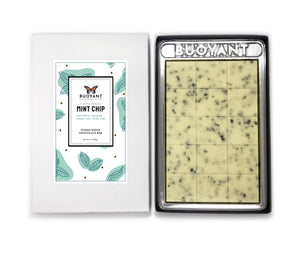 MINT CHIP - An Artisan Chocolate Bar