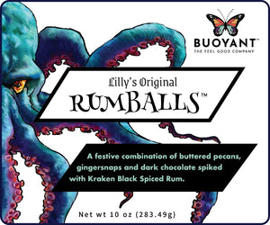 Lilly's Original RUMBALLS (Non-Infused)