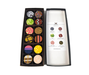 Lilly's Signature Truffles - Assortment No.1 (Non-Infused)