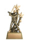 Resin Sentinel Softball Female Trophy