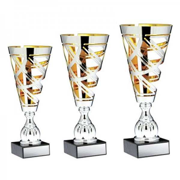 Silver and Gold Prestige Cup