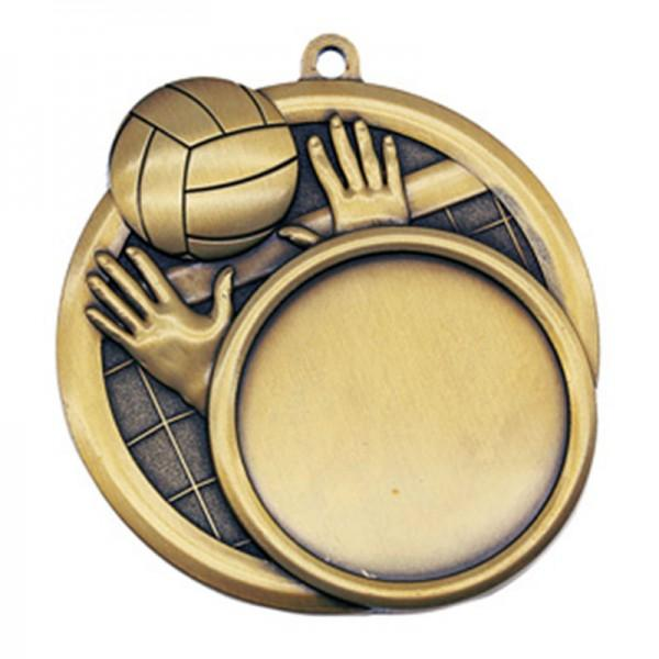 Sport Volleyball Medal