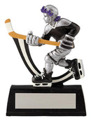 Resin Manga Male Hockey Trophy