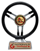 Resin Steering Wheel Racing Trophy