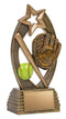 Resin Velocity Softball Trophy