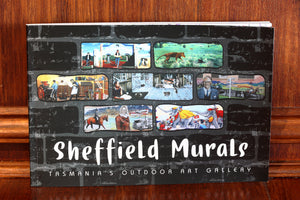 "Book - ""Sheffield Murals"""