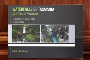 "Book - ""Waterfalls of Tasmania"" by Craig Doumouras"