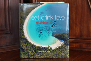 "Book - ""Eat Drink Love Tasmania 2"" by Philip Kuruvita"