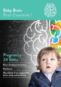 Baby Brain, Pregnancy-24 Months Brain Essentials 1