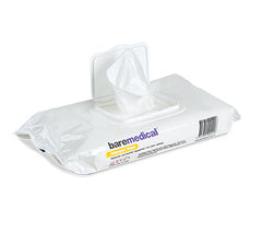Bare Medical Surface Cleaning Detergent Wipe
