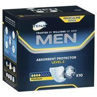 Tena for Men Level 2 - 10 Pack