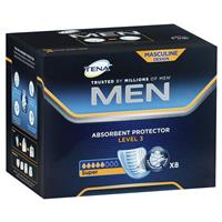 Tena for Men Level 3 - 8 Pack
