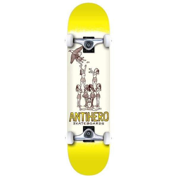 "AntiHero Skateboards Skateboard completo Oblivion Mini 7.3"" - Downtown skateshop online"