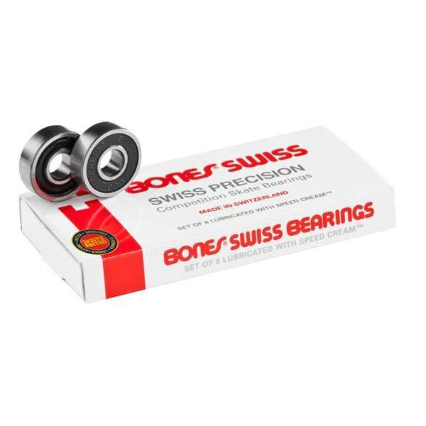 Bones Bearings Cuscinetti skateboard Swiss - Downtown skateshop online