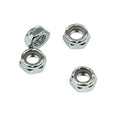 Independent Truck Co Dadi Genuine Parts Kingpin Nuts silver - Downtown skateshop online