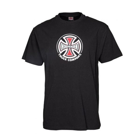 Independent Truck Co Tshirt T-shirt a manica corta da uomo Truck Co. black