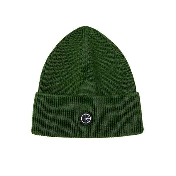 Polar Cappello beanie da uomo Dry Cotton hunter green - Downtown skateshop online