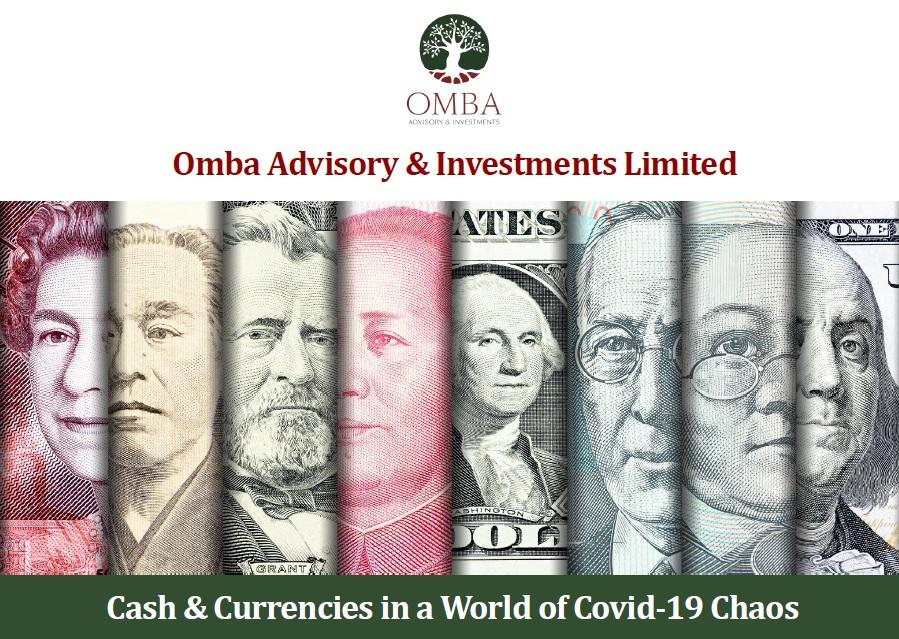 Cash & Currencies in a World of Covid-19 Chaos (1 FREE CPD hour)