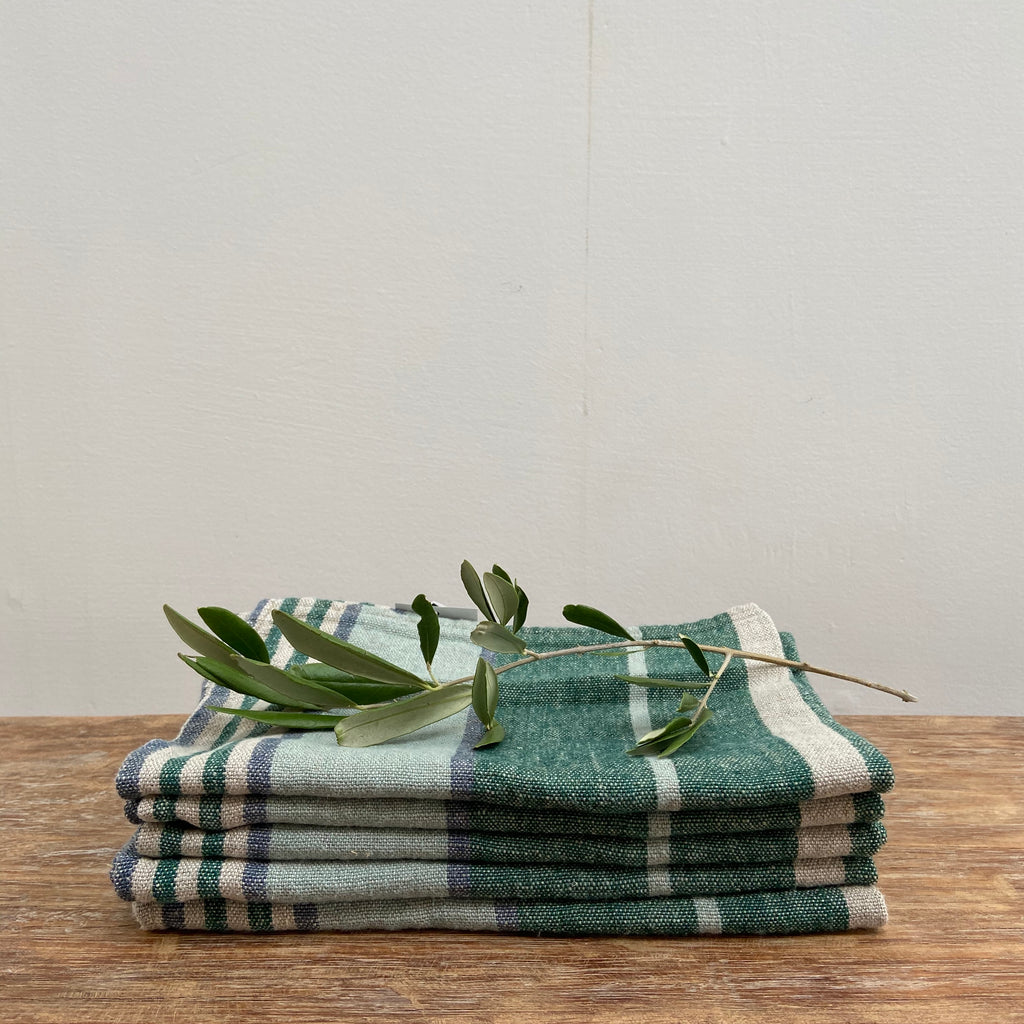 French Linen Teatowel