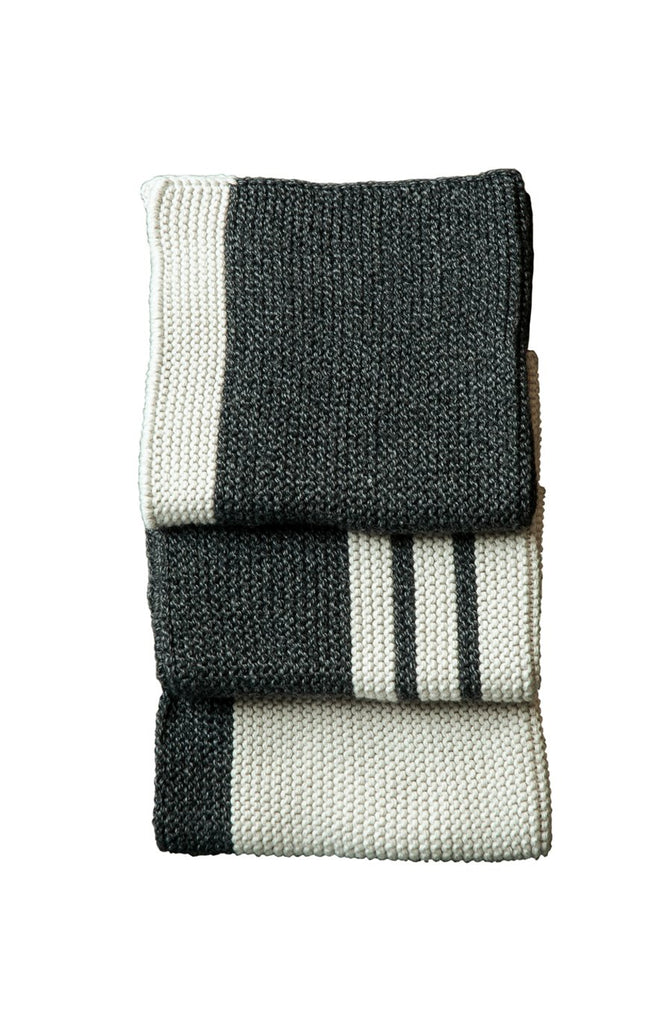 Bianca Lorenne knitted natural cotton wash cloth set buy online nz