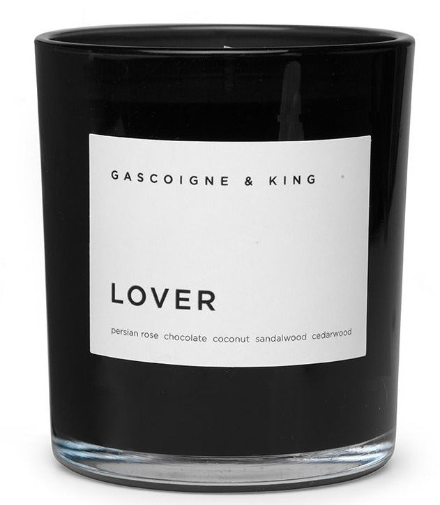 Gascoigne and King Candle- Lover