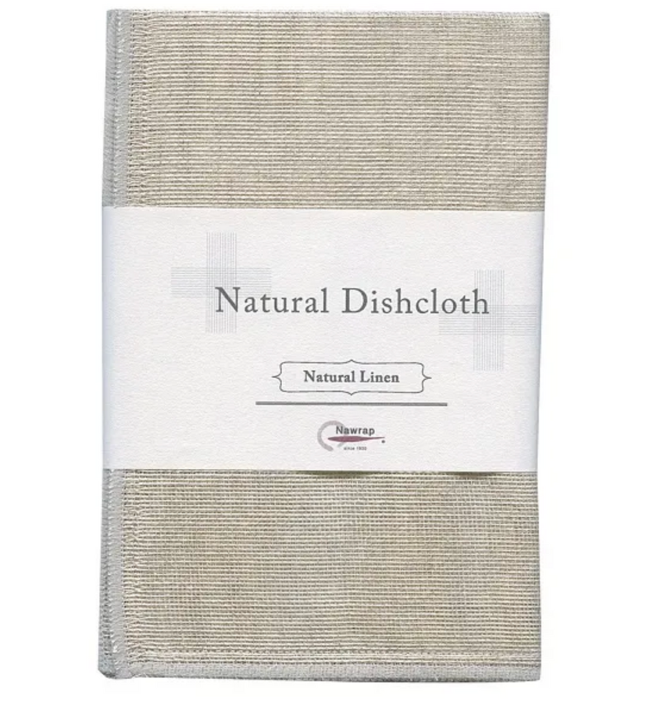 natural Japanese dishcloth cotton linen fabric buy online