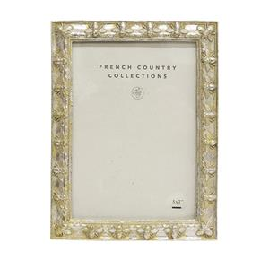 Antique Silver Style Photo Frame