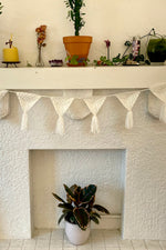 Knitted Garland Decoration