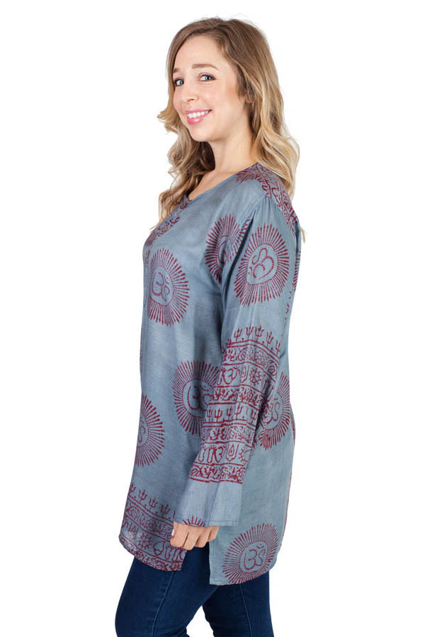 Om Mantra Light Summer Kurta