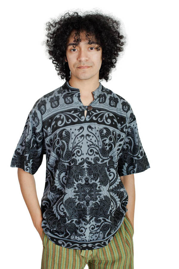 Kaleidoscope Jungle Summer Kurta
