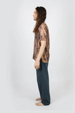 Rugged Tie-Dye Cotton Kurta