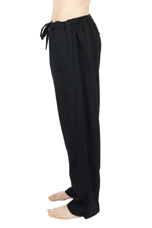 Men's Hemp Blend Everyday Casual Lounge Pants