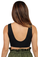 Organic Cotton Yogi Playtime Bra Top