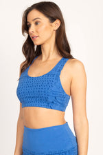 Scoop Neck Yoga Bra