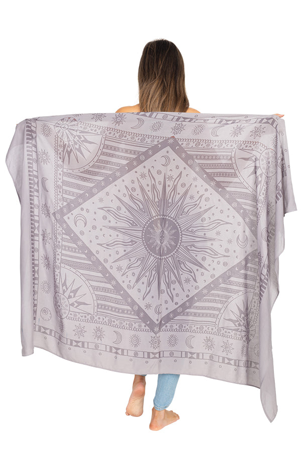 Celestial Travel Scarf