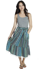 Wild Child Boho Mumu Skirt