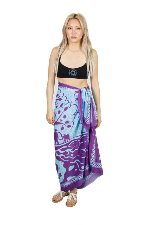 Natures Tree of Life Sarong