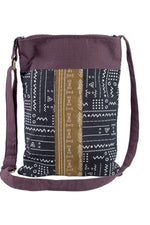 Geo-Tribe Boho Crossbody Bag