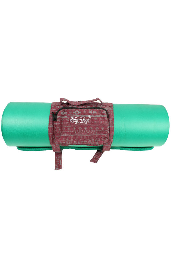 Silly Yogi Yoga Mat Carrier