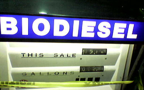 biodiesel myths